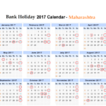 Holiday List 2017 Maharashtra – Dates of 2017 Holidays in Mumbai