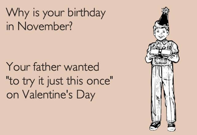 Funny November Birthday Quotes
