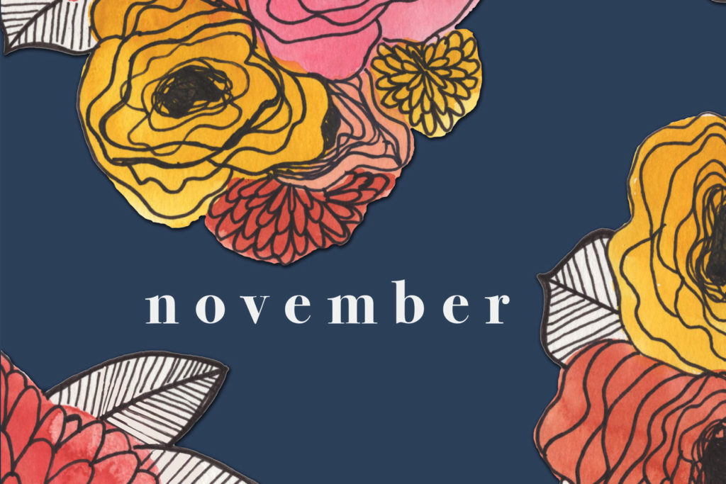 HD November Wallpapers