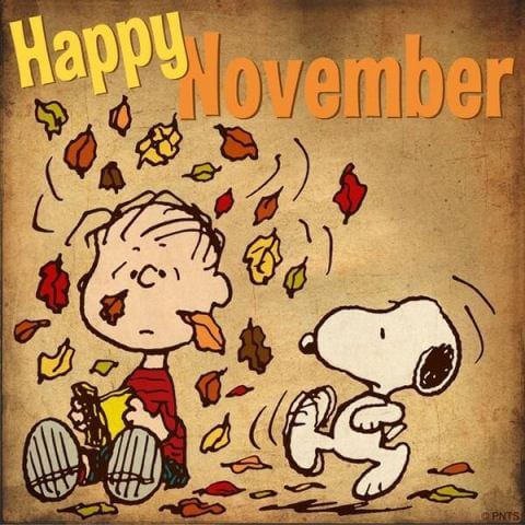 Happy November Images Download