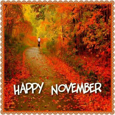 Happy November Month Images