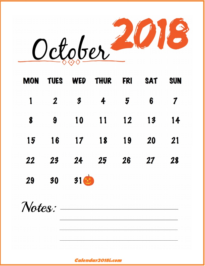 October 2018 Calendar Philippines with Holidays