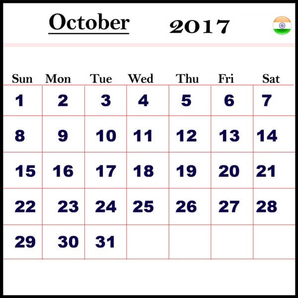 Year 2017 Calendar – Canada - Time and Date