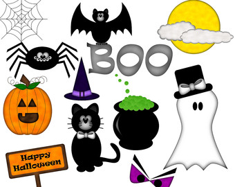 Happy Halloween Clipart 2017 Free Download