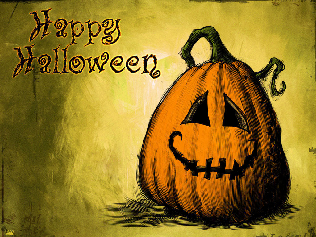 Happy Halloween Wallpapers HD For Desktop Iphone