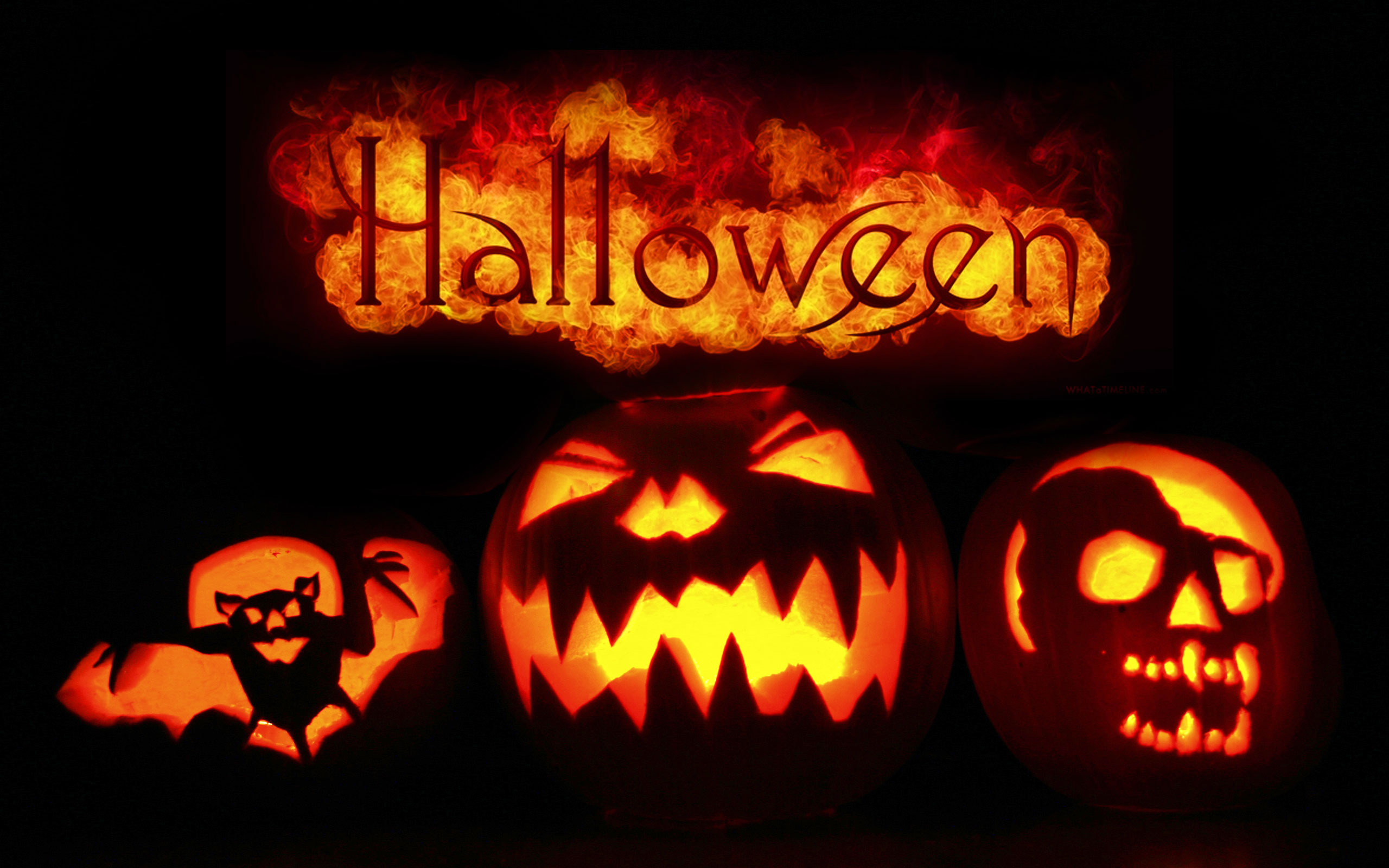 Happy Halloween Wallpapers HD Wide Screen