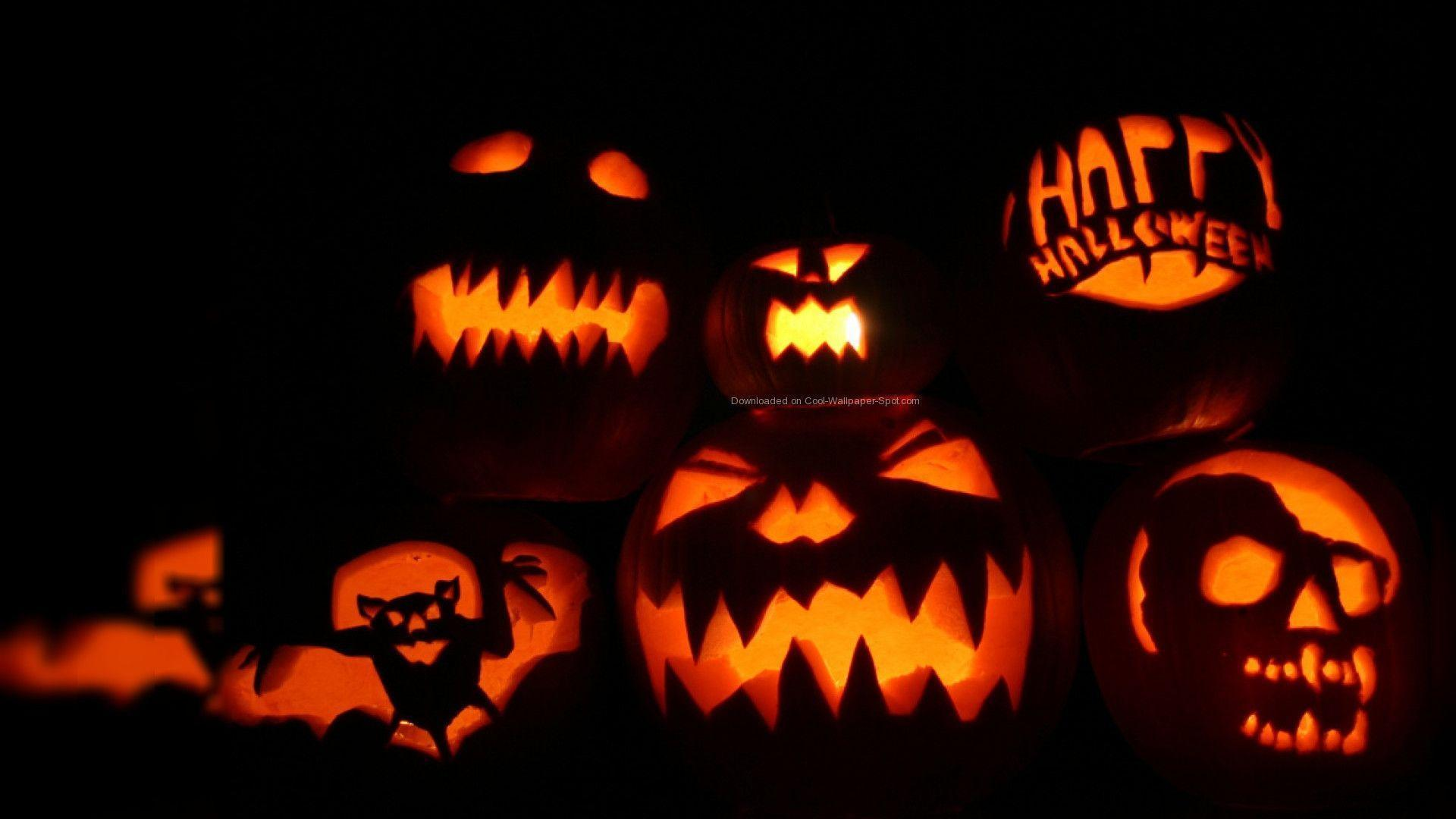 Scary Halloween Images HD Pumpkin