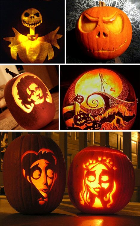 Scary Halloween Pumpkin Ideas 2017