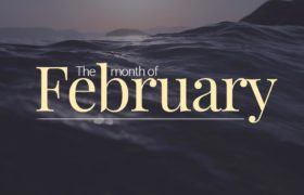 February – Second Month of The Year