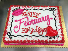 Happy February Birthday