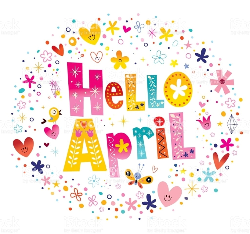 hello april images pictures photos wallpapers clipart birth flower rh horsecampsontario com april images clip art free April Clip Art Black and White