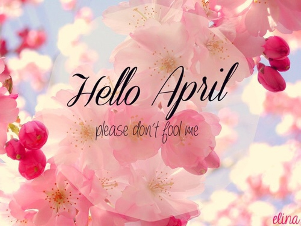 Hello April Images Free