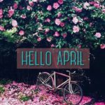 Hello April Images Pictures Photos Wallpapers Clipart Birth Flower For Facebook Pinterest Tumblr