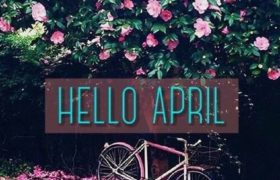 Hello April Month
