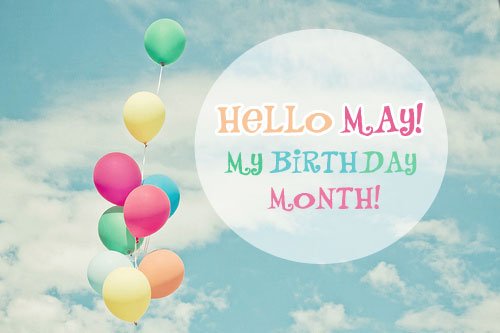 Hello May Birthday