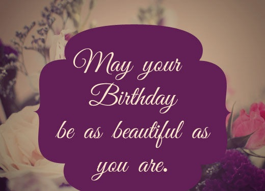 May Birthday Images and Quotes