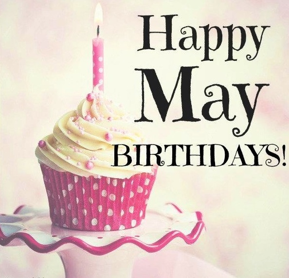 May Birthday Quotes Wallpaper