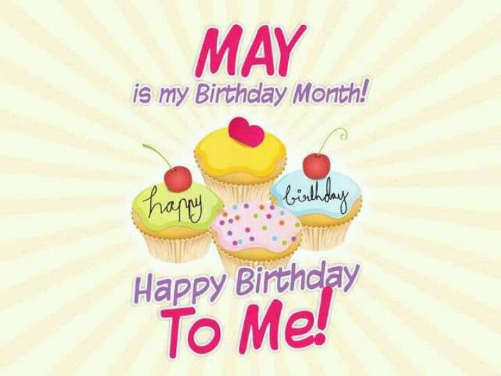 May Birthday Quotes