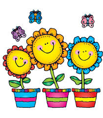 May Clipart Flowers