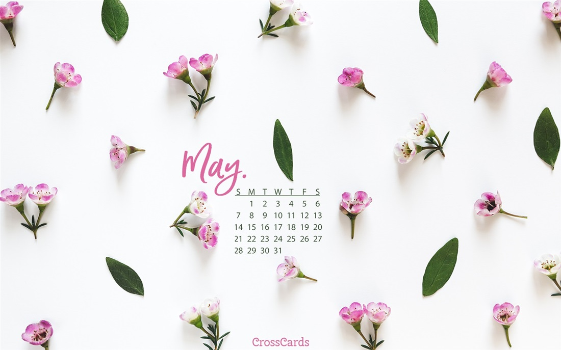 May Wallpapers Desktop Calendar