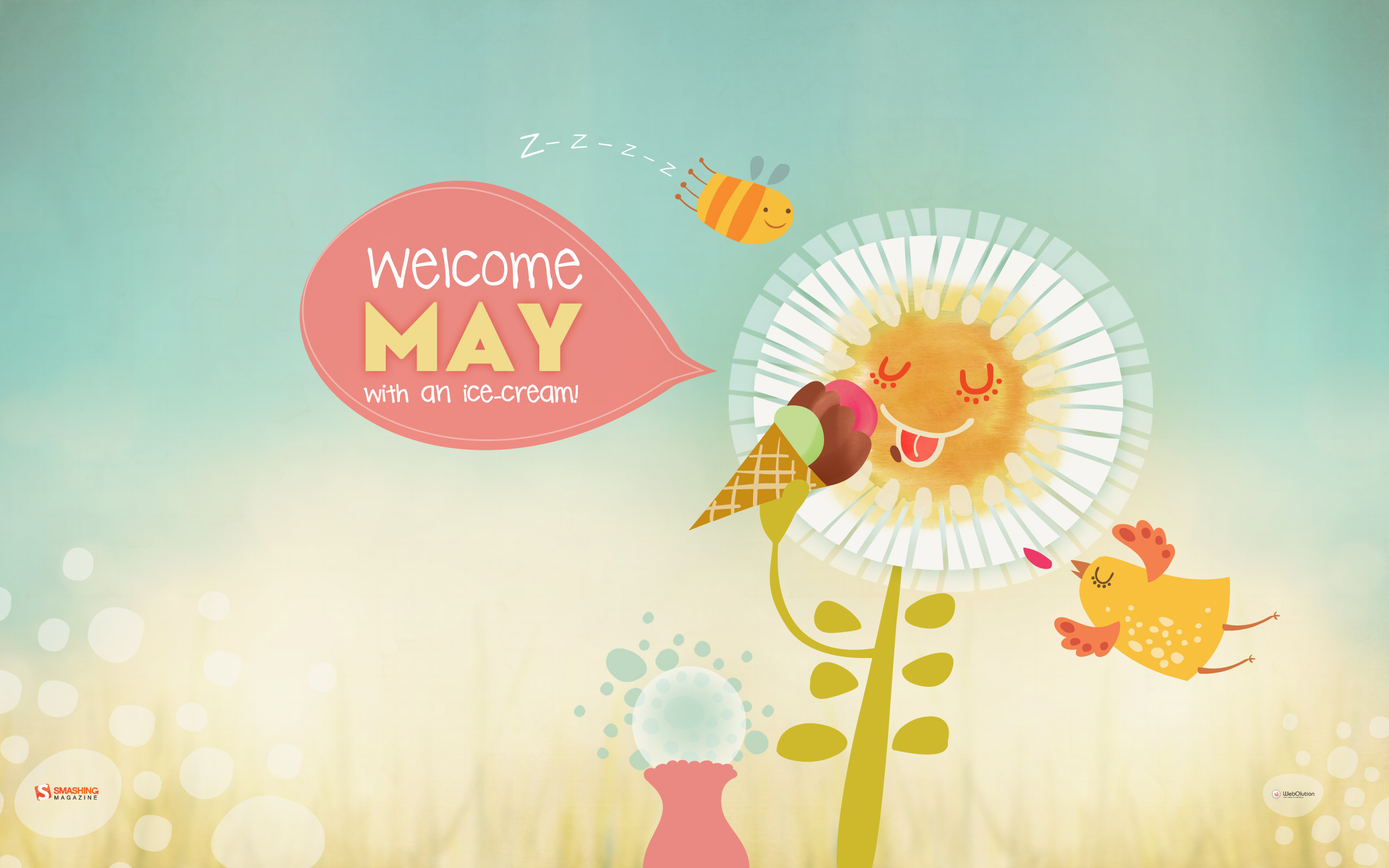 Welcome May Clipart Images