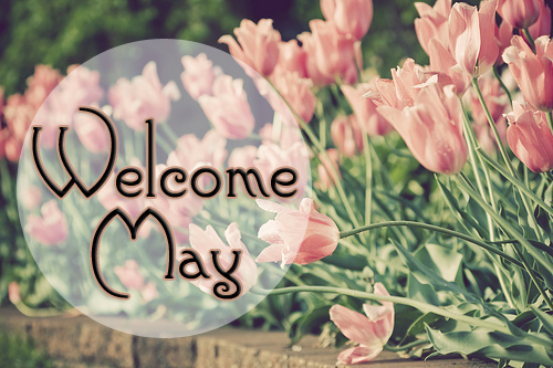 Welcome May 2018, Welcome May Images