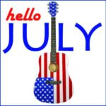Welcome July Images Pictures Photos Clipart Wallpapers | Goodbye June Month Quotes and Sayings