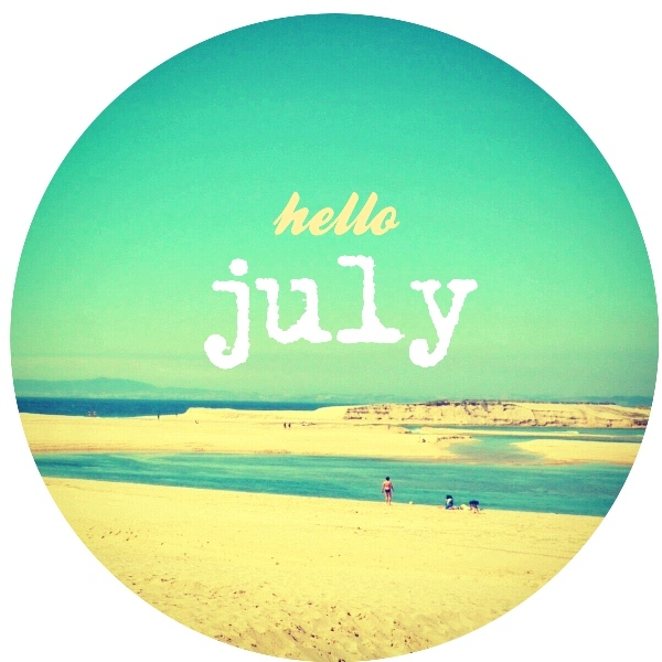 Hello July Good Morning Images