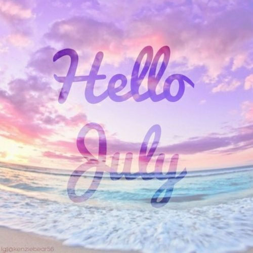 Hello July Quotes Inspirational