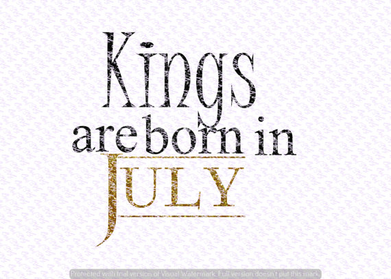 July Born Inspirational Quotes