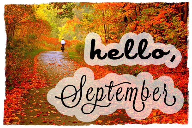 Hello September Month Photos