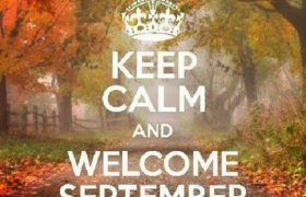 Welcome September Pictures