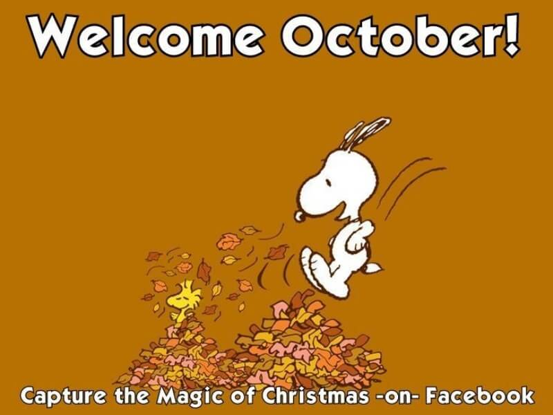 Quotes For Welcome October